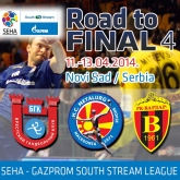 ROAD TO F4 IN NOVI SAD: Three teams to fight until the end