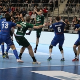 Meshkov against NEXE after qualifying for EHF's CL