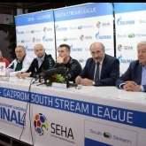 SEHA GSS press conference on a day before semi-final clashes