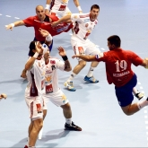 Borac as a tough opponent for MKB MVM Veszprem
