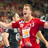 Victory, draw and three losses for SEHA's representatives in EHF's CL
