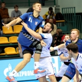 PPD Zagreb's first win in Brest