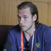 Video from Doha - Andreas Nilsson, MKB MVM Veszprem – Sweden