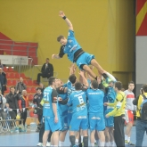 Vugrinec bringing an important point in his last match for Metalurg