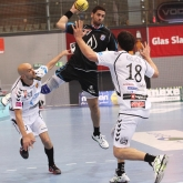 PPD Zagreb beating Vardar and staying in race for third place