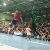 Borac eight with Mikić' series deciding the match