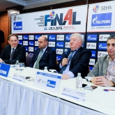 SEHA Gazprom League's executive committee meeting in Veszprem