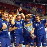 Meshkov wins the Cup, Veszprem confirms No.1, Zagreb and Vojvodina still without a lost point