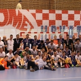 Borac and Vojvodina secure champion titles, Zagreb and Vardar win domestic Cups