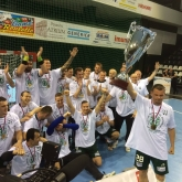 MKB MVM Veszprem, Tatran and PPD Zagreb national champions