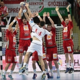 Veszprem wins EHF CL thriller against Zagreb in front of more than 15,000 supporters