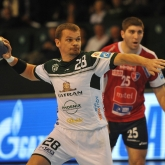 Hrstka and Božić deliver to avoid stunner in Prešov