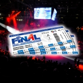 "Tickets for ""Final 4"" SEHA Gazprom League"