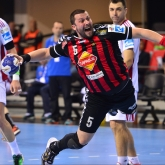 Another draw for Vardar and Veszprem