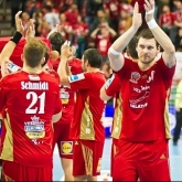 EHF CL - MVM Veszprem clinch victory, draw for Vardar