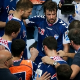 SEHA Gazprom trio through to EHF Champions League's quarter-finals