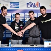FINAL 4: The grand finale - MVM Veszprem vs. Vardar