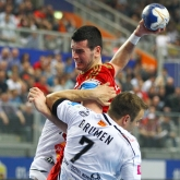 MVM Veszprem clears the path in Skopje, PPD Zagreb on -8 after the first leg