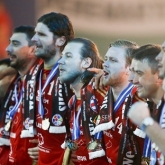 Veszprem racing for European title in Cologne