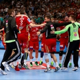 Veszprem thriller win over Kiel to meet Kielce in EHF CL Final Four final