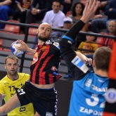 Another dominant game for Vardar