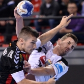 Record 42 goal performance for Vardar against Izvidjac