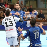 PPD Zagreb beat Izvidjac 34:29 – 15 saves for Stevanovic, Vujic shines with 7/5