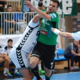NEXE look to make the point against Veszprem count in Ljubuski