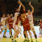 Gasper Marguc explodes for 12 as Veszprem win in Ljubuski