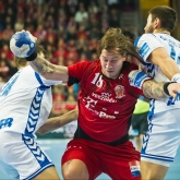 Veszprem conclude the year with a hard-fought win over PPD Zagreb