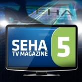 Don't miss the 5th SEHA Gazprom TV Magazine!