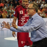 Sabate feels it's time to start the trophy fight as Veszprem host Metalurg