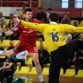 Meshkov confidently against the 'black cat' from Našice