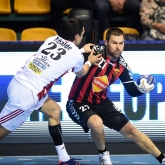 Sterbik saves third trophy for Vardar