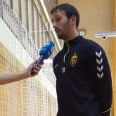 [VIDEO] Igor Karacic about the start of the season