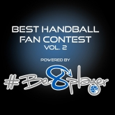 Be8player: Best Handball Fan Contest 2017/2018
