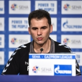 "Gonzalez: ""Vojvodina managed to create some problems for us"""