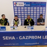 "Horvat: ""We simply did not have the right mentality going into the match"""