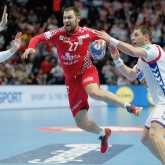 EHF EURO 2018, Day 1: Croatia heavily beats Serbia, Belarus achieve a narrow win over Austria