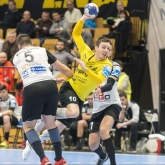 Ferlin and Zaponsek combine for 21 saves in Gorenje's win over Metalurg