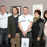 Tatran and Vojvodina join forces in book donation