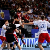 Thanks to Sterbik, Vardar easily cruise to their sixth final