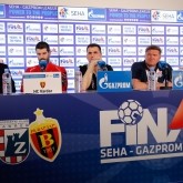 "Vukic: ""We were not able to match Vardar's physical level"""