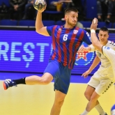 Stanescu grabs 19 saves as Steaua defeat Metalurg in Skopje