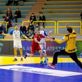 Zagreb speed up in the second grabbing three points in Ljubuski