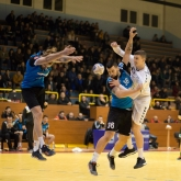 Spende books three points for Metalurg from the seven-meter line