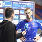 "7m - Alexander Shkurinskiy: ""I am convinced SEHA League is going to continue to grow"""