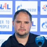 Tamse's coaching debut for PPD Zagreb in Skopje