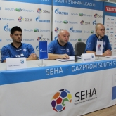Croatian derby in SEHA league to finish the 1.Round