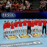Team Serbia - aiming for surprises with a young squad